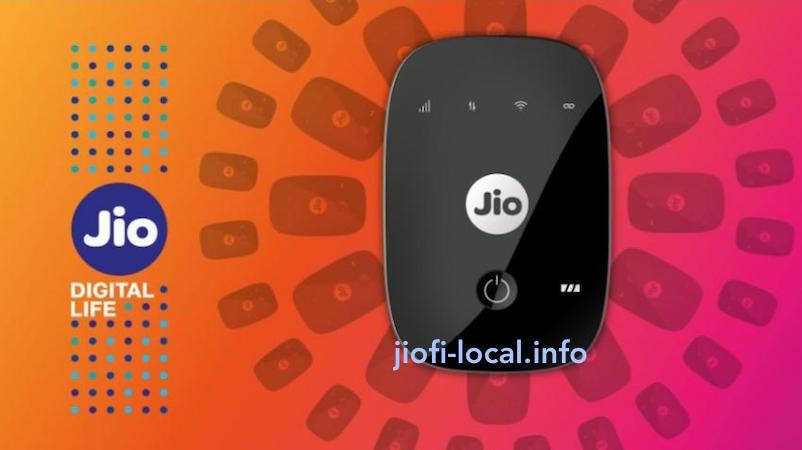 jiofi router